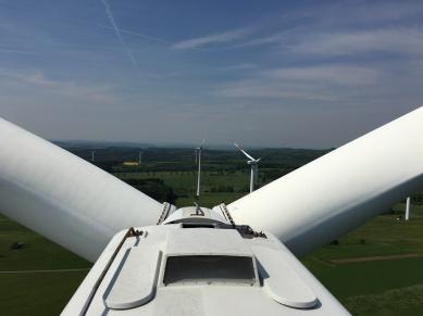 Windenergie-Anlage