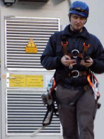 Servicetechniker Windenergie